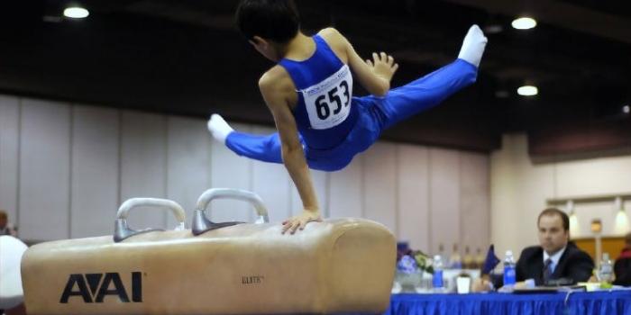 Artistik Cimnastik