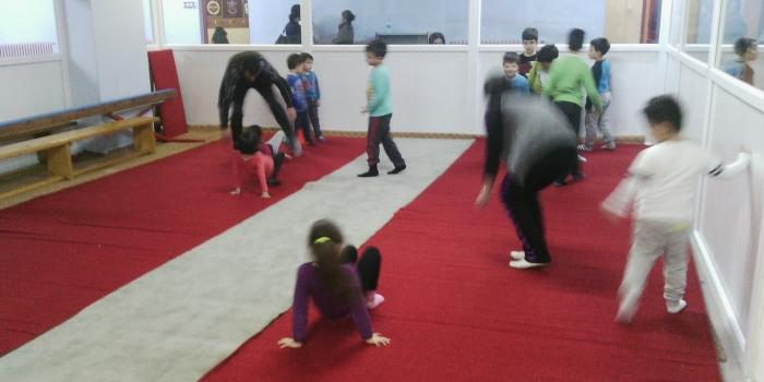 Bakırköy Cimnastik Salonumuz